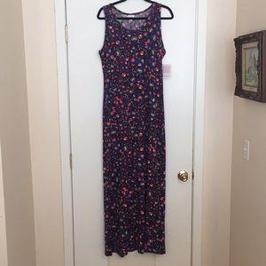 XL LuLaRoe Dani Dress D01 550